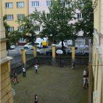 Školní hřiště po dlouhé době ožilo