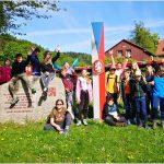Škola v přírodě 4B